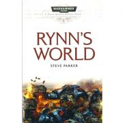 Rynn's World by Steve Parker Crimson Fists Book (2010)